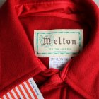 More photos1: MELTON COMPANY (メルトンカンパニー) CPOウールチェックシャツ【MADE IN U.S.A】『米国製』/ デッドストック