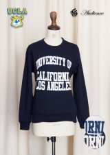 "UCLA"" UNIVERSITY OF CALIFORNIA LOS ANGELES""C/N L/S スウェット [Lady's] / Audience"