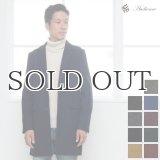 ライトウールメルトン2ボタンチェスターコート 【RE-STOCK】 【送料無料】 / Audience