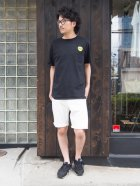 More photos1: BEATLES Apple刺繍バックプリントUSAファブリック丸胴国産ポケットTEE【FABRIC MADE IN USA】【ASSEMBLED IN JAPAN】『日本製』/ Upscape Audience