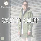 ヴィンテージナイロンオックス MODSコート【MADE IN JAPAN】『日本製』【送料無料】 / Upscape Audience