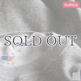 Health Knit (ヘルスニット) 裏起毛クルーネックスウェット【MADE IN U.S.A】『米国製』/ デッドストック