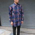 More photos2: BIGMAC (ビッグマック) フランネルチャックシャツ【MADE IN U.S.A】『米国製』/ デッドストック