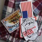 More photos3: MELTON COMPANY (メルトンカンパニー) フランネルチェックシャツ【MADE IN U.S.A】『米国製』/ デッドストック