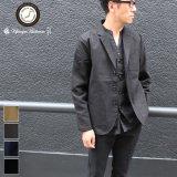 ヘビーオックスカバーオール3B Jacket【MADE IN JAPAN】『日本製』【送料無料】/ Upscape Audience