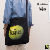 BEATLES Appleプリントロゴ刺繍2WAY トートバッグ/ Audience