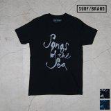 """""""SING"""" 半袖Tシャツ / SURF/BRAND"""