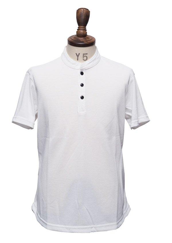画像3: Coolmax(クールマックス)鹿の子ハリケーントップ半袖ポロシャツ / Audience