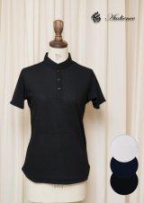 Coolmax(クールマックス)鹿の子ハリケーントップ半袖ポロシャツ [Lady's] / Audience