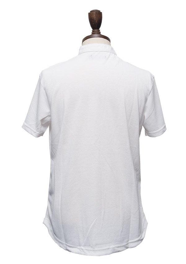 画像4: Coolmax(クールマックス)鹿の子ハリケーントップ半袖ポロシャツ / Audience