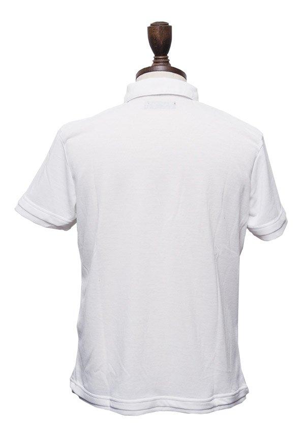 画像3: 【RE PRICE / 価格改定】クールマックス鹿の子ARMY半袖ポロシャツ [Lady's] / Audience