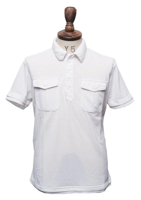 画像2: 【RE PRICE / 価格改定】クールマックス鹿の子ARMY半袖ポロシャツ [Lady's] / Audience