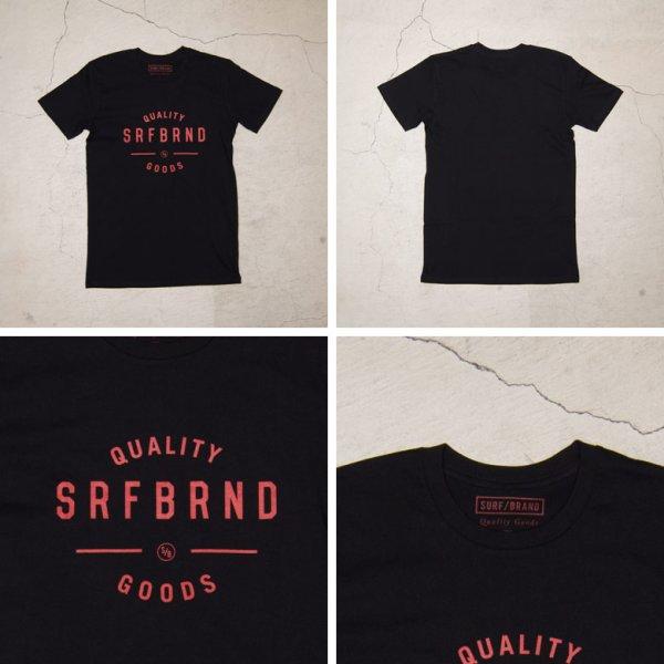 """画像4: """"GOODS""""半袖Tシャツ / SURF/BRAND"""