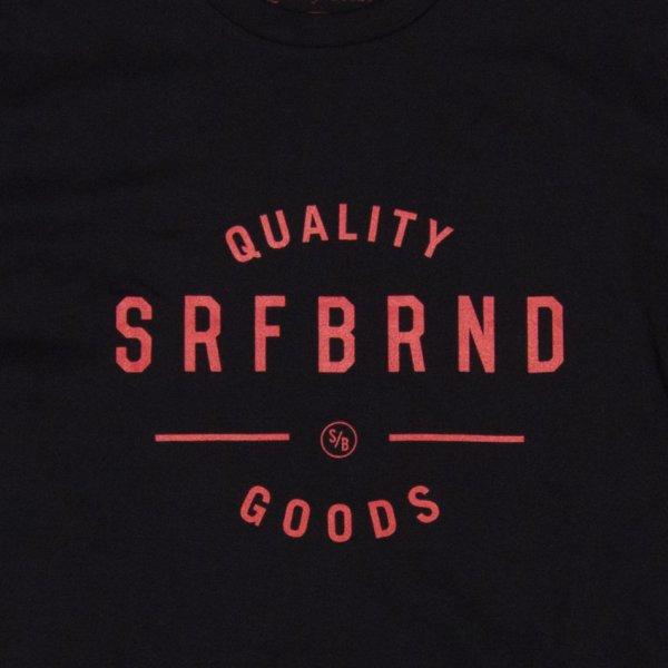 """画像3: """"GOODS""""半袖Tシャツ / SURF/BRAND"""