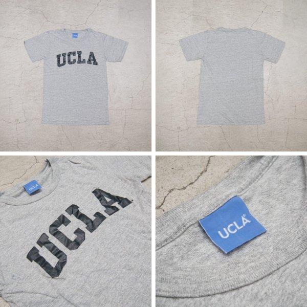 """画像5: UCLA """"UCLA""""日本製ボディクラックプリント半袖Tシャツ / Upscape Audience"""