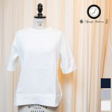 セーターライク天竺オーバーサイズTシャツ[ Lady's ] 【MADE IN JAPAN】『日本製』/ Upscape Audience