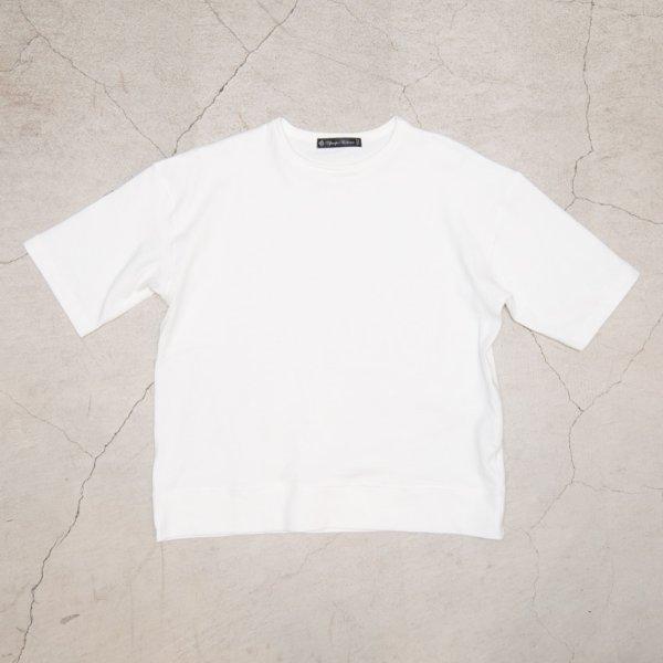 画像2: 【RE PRICE / 価格改定】セーターライク天竺オーバーサイズTシャツ[ Lady's ] 【MADE IN JAPAN】『日本製』/ Upscape Audience