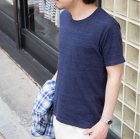 More photos1: 【RE PRICE / 価格改定】スペック天竺クルーネックポケット付きカットソー【MADE IN JAPAN】『日本製』/ Upscape Audience
