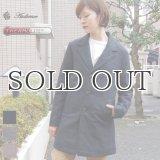 ネップウールツイードキルトスタンドカラーコート [Lady's] 【送料無料】/ Audience【予約販売・8月下旬頃入荷予定】