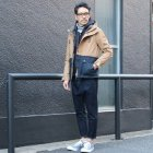 More photos2: 赤耳(セルヴィッチ)デニムロークロッチアンクルパンツ【MADE IN JAPAN】『日本製』【送料無料】 / Upscape Audience
