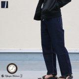 赤耳(セルヴィッチ)デニムワイドペインターインステップパンツ【MADE IN JAPAN】『日本製』【送料無料】/ Upscape Audience