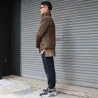 More photos2: 高密度コットンピーチスタンドカラーN1ジャケット 【送料無料】 / Audience