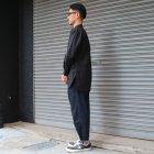 More photos2: 赤耳(セルヴィッチ)デニムワイドアンクルパンツ【MADE IN JAPAN】『日本製』/ Upscape Audience