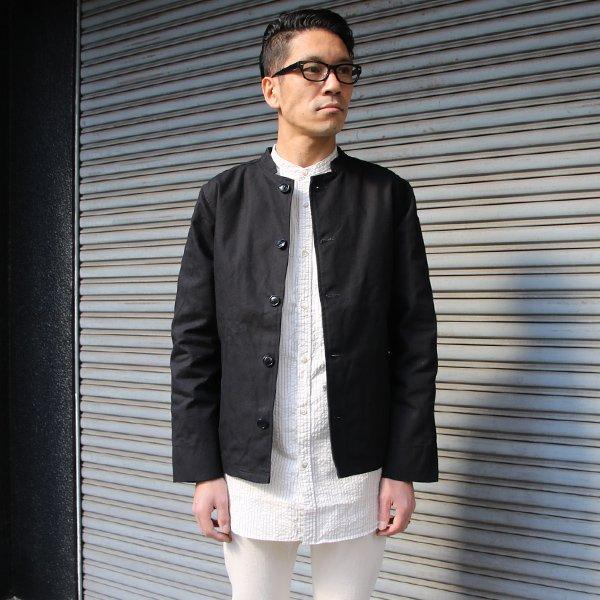 画像2: ヘビーオックスオフィサージャケット【MADE IN JAPAN】『日本製』【送料無料】 / Upscape Audience
