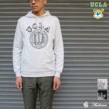 "UCLA""UCLA UNIVERSITY LOGOMARK""フーデッドライトパーカー / Audience"