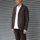More photos3: コットンクロスV neckヘンリープルオーバー9分袖シャツ【MADE IN JAPAN】『日本製』 / Upscape Audience