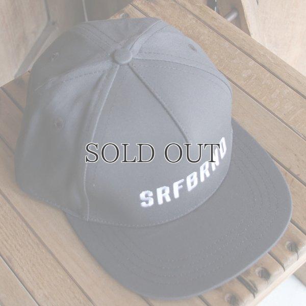"""画像2: """"SRFBRND"""" GOODSロゴキャップ / SURF/BRAND"""