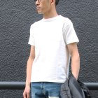 More photos3: 吊り編み天竺クルーネック丸胴ポケ付半袖_TEE【MADE IN TOKYO】『東京製』  / Upscape Audience