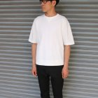 More photos1: 吊り編み天竺ガゼットC/N スウェット ビッグ 5/S TEE【MADE IN TOKYO】『東京製』  / Upscape Audience