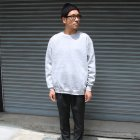 More photos1: Health Knit (ヘルスニット) 裏起毛クルーネックスウェット【MADE IN U.S.A】『米国製』/ デッドストック