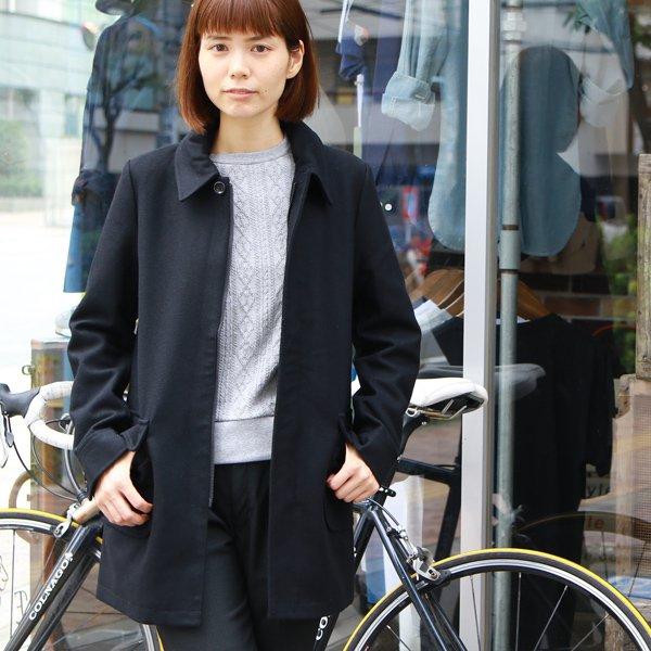 画像4: ケーブルクルーネック長袖ニットソー[Lady's]【MADE IN JAPAN】『日本製』/ Upscape Audience
