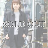550g ピュアウールメルトンバルカラーコート[Lady's] 【送料無料】 / Audience【取寄せ対応可能】