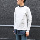More photos3: フランネルチェックバンドカラーロング長袖_Shirts【MADE IN JAPAN】『日本製』/ Upscape Audience