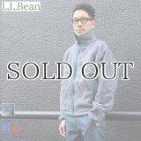 L.L.Bean(エルエルビーン)フリース ジャケット【MADE IN U.S.A】『米国製』/ デッドストック
