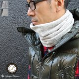 【RE PRICE/価格】シルクドジャガードリバーシブルネックウォーマー/キャップ【MADE IN JAPAN】 / Upscape Audience