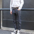 More photos1: 青耳セルヴィッチデニムアンクルパンツ『日本製』【送料無料】  / Upscape Audience