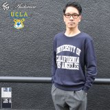"UCLA"" UNIVERSITY OF CALIFORNIA LOS ANGELES""C/N L/S スウェット / Audience"
