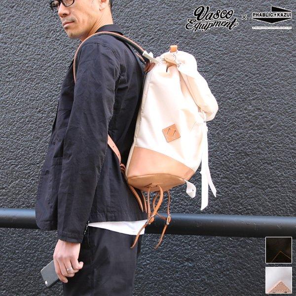 画像1: Wanderers Old back pack【MADE IN JAPAN】『日本製』【送料無料】  / vasco×PHABLIC×KAZUI