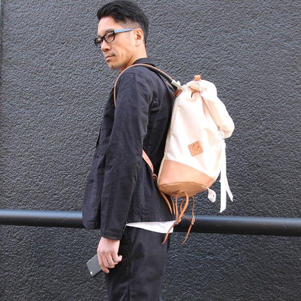 画像2: Wanderers Old back pack【MADE IN JAPAN】『日本製』【送料無料】  / vasco×PHABLIC×KAZUI