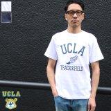 "6.2oz丸胴UCLA""T&F""オールドプリントTEE / Audience"