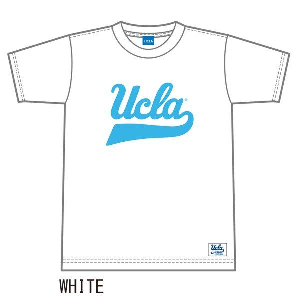 """画像4: 6.2oz丸胴UCLA""""UCLA""""オールドプリントTEE / Audience"""