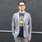 "More photos2: 6.2oz丸胴UCLA""EST1919""オールドプリントTEE / Audience"