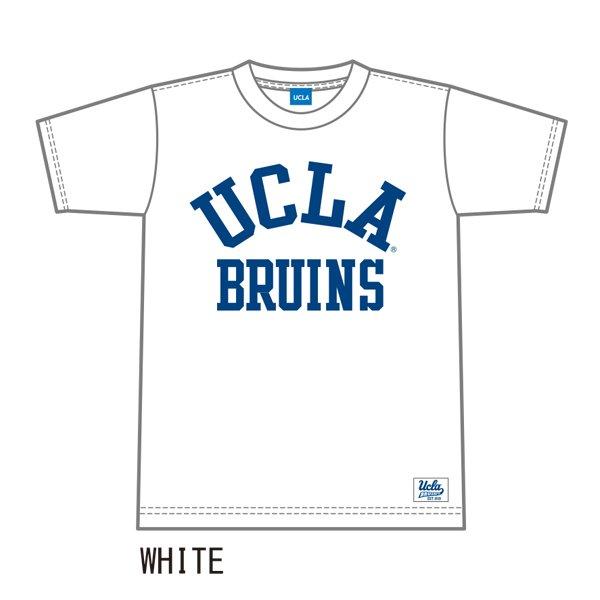 """画像4: 6.2oz丸胴UCLA""""BRUINS""""オールドプリントTEE / Audience"""