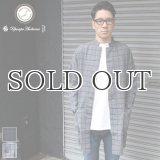 TOP糸フランネルチェックドクターコート【MADE IN JAPAN】『日本製』 / Upscape Audience