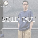 【RE PRICE / 価格改定】BSQソリッドクルーネック胸ポケ付ビックT【MADE IN JAPAN】『日本製』/ Upscape Audience