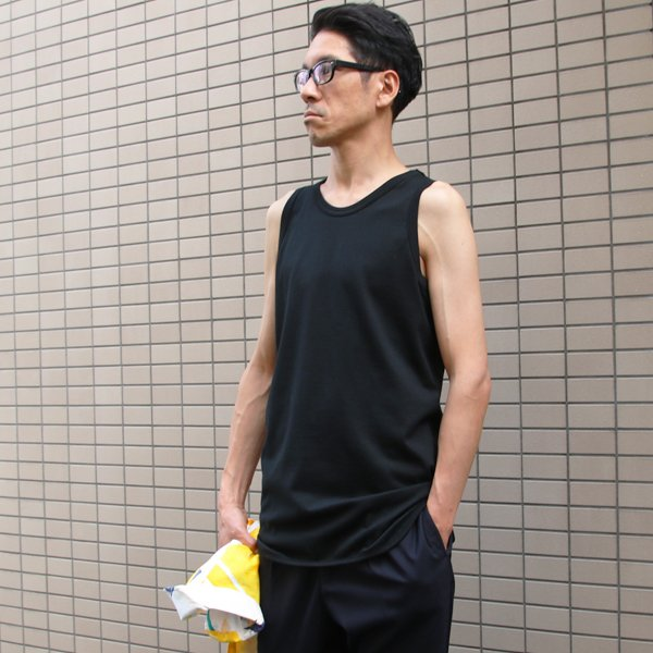 画像2: クラシック天竺 ロングタンクトップ【MADE IN JAPAN】『日本製』/ Upscape Audience